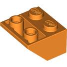 LEGO Orange Slope 45° 2 x 2 Inverted (3660)