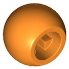 LEGO Orange Technic Ball (32474)