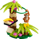 LEGO Orangutan's Banana Tree Set 41045