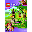 LEGO Orangutan's Banana Tree Set 41045 Instructions