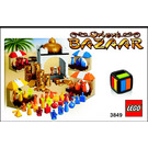 LEGO Orient Bazaar (3849) Instructions
