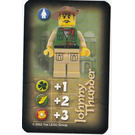 LEGO Orient Expedition Card Heroes - Johnny Thunder