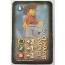 LEGO Orient Expedition Card Heroes - Sherpa Sanjye Dorje
