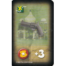 LEGO Orient Expedition Card Items - Pistol (India)