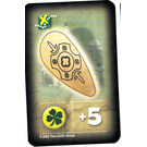 LEGO Orient Expedition Game Card- Golden Shield