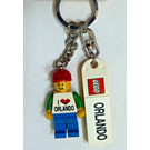 LEGO Orlando Key Chain (850491)