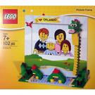 LEGO Orlando Picture Frame (850751)