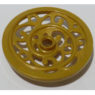 LEGO Ornate Carriage Wheel (15744)