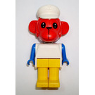 LEGO Oscar Orangutan Fabuland Figure