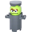 LEGO Oscar the Grouch from Sesame Street Minifigure