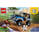 LEGO Outback Adventures Set 31075 Instructions