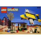 LEGO Outback Airstrip Set 6444