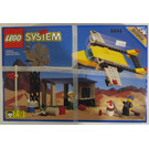LEGO Outback Airstrip Set 6444 Packaging