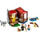 LEGO Outback Cabin Set 31098