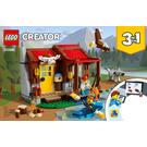 LEGO Outback Cabin Set 31098 Instructions