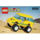 LEGO Outback Racer Set 6550