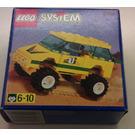 LEGO Outback Racer Set 6550 Packaging