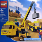 LEGO Outrigger Construction Crane Set 4668