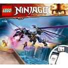 LEGO Overlord Dragon Set 71742 Instructions