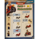 LEGO Owen and red motorbike Set 122114 Instructions