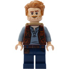 LEGO Owen Grady with Backpack Minifigure