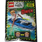 LEGO Owen in canoe Set 122007