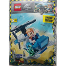LEGO Owen with Helicopter Set 122113