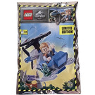 LEGO Owen with Helicopter Set 122113 Packaging