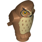 LEGO Owl with Tan Feathers with Angular Features (39287 / 92084)
