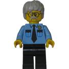 LEGO Pa Cop Minifigure
