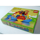 LEGO Paddle Steamer Set 3673 Packaging