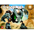 LEGO Pahrak-Kal Set 8577 Instructions