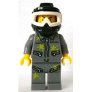 LEGO Paintball Player Minifigure