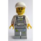 LEGO Painter Minifigure
