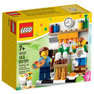 LEGO Painting Easter Eggs Set 40121 Packaging