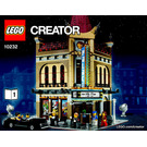 LEGO Palace Cinema Set 10232 Instructions