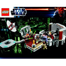LEGO Palpatine's Arrest Set 9526 Instructions