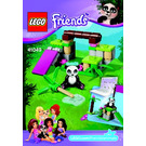 LEGO Panda's Bamboo Set 41049 Instructions