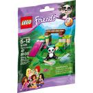 LEGO Panda's Bamboo Set 41049 Packaging