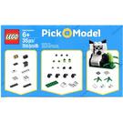 LEGO Panda Set 3850005 Instructions