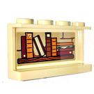 LEGO Panel 1 x 4 x 2 with Bookshelf  Sticker