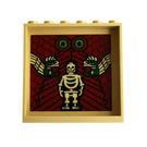 LEGO Panel 1 x 6 x 5 with Decoration (59349)