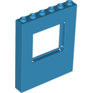 LEGO Panel 1 x 6 x 6 with Window Cutout (15627)