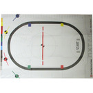 LEGO Paper Test Mat for Mindstorms NXT 2.0 (4297447)
