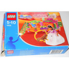 LEGO Paprika and the Mischievous Monkey Set 5856 Packaging