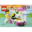 LEGO Paradisa Barbeque Set 2870