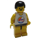 LEGO Paradisa Male with Moustaches and Sailboat Tank Top Minifigure