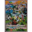 LEGO Paradisa Poster (105783)