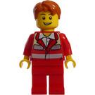 LEGO Paramedic City Minifigure
