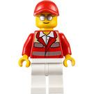 LEGO Paramedic Male Minifigure